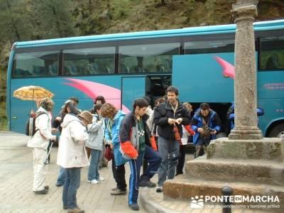 Navaconcejo - Valle del Jerte; senderismo en madrid rutas